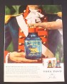 """Magazine Ad for York Town After Shave Lotion, 8 1/4"""" by 11 1/8"""""""