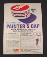 Magazine Ad for Fram Filter Painter's Cap Offer 1984 America's Best