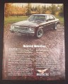 Magazine Ad for Buick Skylark Car, 1977,