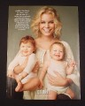 Magazine Ad for Got Milk, 2010, Rebecca Romijn Stamos, Celebrity