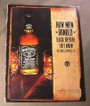 Magazine Ad for Jack Daniel's Whiskey, 1999, How men Bonded