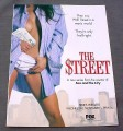 Magazine Ad for The Street TV Show, Fox, Sexy Woman in Men's Briefs 2000
