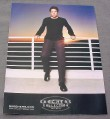 Magazine Ad for Skechers Footwear, 2001, Rob Lowe Celebrity
