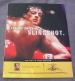 Magazine Ad for Rocky Movie on DVD, 2001, Sylvester Stallone