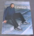 Magazine Ad for Skechers Sport Footwear, 2002, Rick Fox LA Lakers