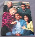 Magazine Ad for Got Milk Everybody Loves Raymond Cast, 2001, TV
