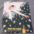 Magazine Ad for Kahlua White Russians 2001 Beautiful Woman Snowflake