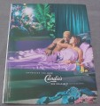 Magazine Ad for Candies Fragrances, 1999, Dennis Rodman & Woman in Bed