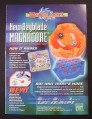 Magazine Ad for Beyblade Magnacore VForce Toys, 2003