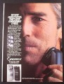 Magazine Ad for Norelco Men's Electric Shaver, 1988