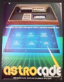 Magazine Ad for Astrocade Video Game Console Computer, 1982