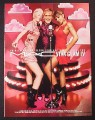 Magazine Ad for Viva Glam IV, Elton John, Shirly Manson, Mary J. Blige, Celebrity