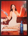 Magazine Ad for Skyy Vodka #57 Starlet, 2003