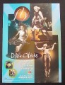 Magazine Ad for Dixie Chicks TV Concert, 2001