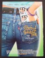 Magazine Ad for The Sisterhood Of The Travelling Pants Movie, Amber Tamblyn