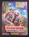 Magazine Ad for Barnyard Movie, Animated, 2006