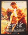 Magazine Ad for Step Up Movie, 2006