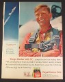 Magazine Ad for RC Royal Crown Cola, Bob Smyth Test Pilot, 1963, 8 1/4 by 11