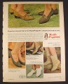 Magazine Ad for Hush Puppies Shoes & Boots, 5 Styles, 1965