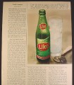 Magazine Ad for Like Soft Drink, Made by Seven-Up, 1965