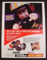 Magazine Ad for Tonka Racing Thunder Radio Control Cars Toys, NASCAR, 2000