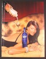 Magazine Ad for Skyy Vodka #53 Dirty Martini, 2003