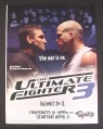 Magazine Ad for The Ultimate Fighter 3 TV Show, Spike, The War Is On, 2006