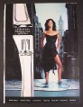 Magazine Ad for Elizabeth Arden Provocative Woman Fragrance Perfume, Catherine Zeta Jones