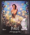 Magazine Ad for Piaget Posseion Watch & Rings, Jewelry, 2006, 9 by 10 3/4