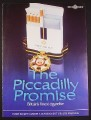 Magazine Ad for Piccadily Filter Deluxe Cigarettes, Britain's Finest, 1974, 9 1/4 by 12 1/2