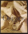 Magazine Ad for Calvin Klein Obsession For Men Fragrance, 3 Nude Women, 1987, 9 by 11