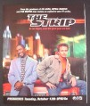 Magazine Ad for The Strip TV Show, Sean Patrick Flanery, Stacey Dash, 1999, 9 by 10 3/4
