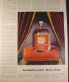 Magazine Ad for Canada Dry Table Water, 160 Ounce Jug on Pillow, 1967