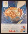 Magazine Ad for Kellogg's Rice Krispies Cereal, Days of Kublai Khan, 10 1/2 by 13 3/4