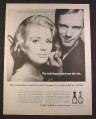 Magazine Ad for Clairol Shampoo, Actress Inger Stevens, Celebrity, 1964, 10 1/2 by 13 3/4