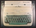 Magazine Ad for Remington Quiet Riter Eleven Typewriter, 1958, 10 1/2 by 13 7/8