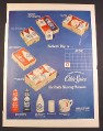 Magazine Ad for Old Spice Gift Sets, Father's Day, 1951, 10 3/8 by 13 7/8