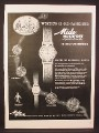 Magazine Ad for Mido Multifort Superautomatic Watch, 1948