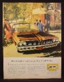 Magazine Ad for 1961 Pontiac Bonneville Vista Car, Front View, 1960