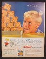 Magazine Ad for Kellogg's Rice Krispies Cereal, Dennis The Menace Offer, Treats, 1960