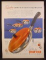 Magazine Ad For Wear Ever Hallite Cooking Utensils, Pots & Pans, 1953