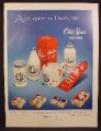 Magazine Ad For Old Spice Grooming Products for Men, Mug, Fathers Day, 1954