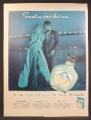 Magazine Ad For Aqua Velva Ice Blue After Shave, Something About That Man, 1957