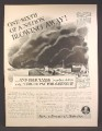 Magazine Ad For United Brewers Industrial Foundation, Beer Taxes Pay for Saving Land, 1939