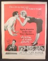 Magazine Ad For Lover Come Back Movie, Rock Hudson, Doris Day, Poster, 1962