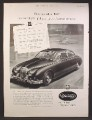 Magazine Ad For Daimler 2 1/2 Litre V8 Saloon Car, Formula For Prestige, 1964