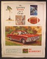 Magazine Ad For General Motors 66 Beaumont Car, Something Exciting For A Change, 1966