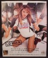 Magazine Ad For Liz Phair, Music, Album, Extraordinary, Why Can't I, 2004, 9 1/2 by 12