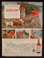 Magazine Ad For Canadian Club Whisky, Hunting Wild Board in Nassau The Bahamas, 1956