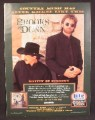 Magazine Ad For Brooks & Dunn, Music Album, Waitin On Sundown, Country Western, 1994